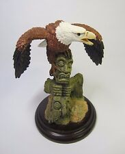Country Artists Birds of Prey, Defiance CA818 Figurine Very Good Condition!