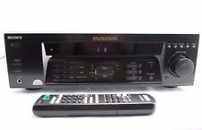 Sony STR-DE185 Stereo Receiver 2 Channel 100 Watt Amplifier AM/FM Tuner TESTED