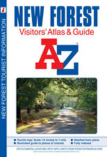 New Forest Visitors Atlas by Geographers' A-Z Map Co Ltd (Paperback, 2016)