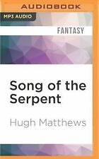 Pathfinder Tales: Song of the Serpent by Hugh Matthews (2016, MP3 CD,...