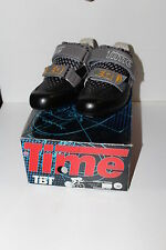 CHAUSSURES DE CYCLISME TIME EQUIPE PRO BLACK TAILLE 37