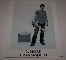 CHRIS CAVANAUGH #2PROMO PICTURE IMAGES COUNTRY CELEBRITY PRINT HTF OUT OF PRINT