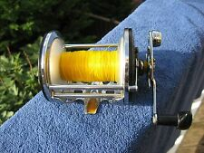 Vintage Olympic FIGHTER 380 Bait Reel BIg game fishing. Japan