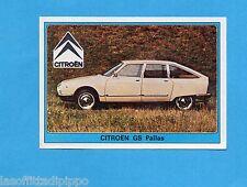 SUPER AUTO-PANINI 1977-Figurina n.88- CITROEN  GS PALLAS -Rec