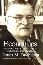 Texas a&M University Economics: Economics : Between Predictive Science and...
