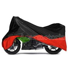 L Motorcycle Scooter Cover Waterproof Rain UV Protector For Honda Yamaha Suzuki