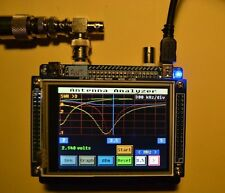"HF Antenna Analyzer with touch screen controller (3.2"" TFT LCD)"