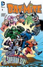 BAT MITE #5- 2015 REG COVER NM