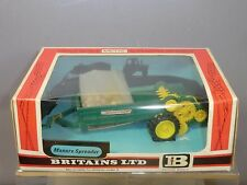 "VINTAGE BRITAINS MODEL No.9540 "" MANURE SPREADER   MIB"