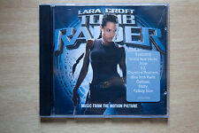 Lara Croft: Tomb Raider (Music From The Motion Picture)   (BOX C8)