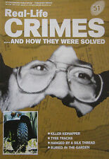 Real-Life Crimes Issue 51 - Killer Kidnapper Keith Rose, June Scotland