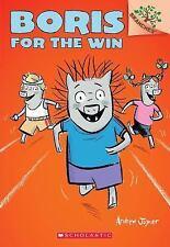 Boris for the Win: A Branches Book (Boris #3)-ExLibrary