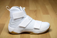 Nike LeBron Soldier 10 SFG White Gum Size 13. 844378-101 Kyrie cavs mvp finals