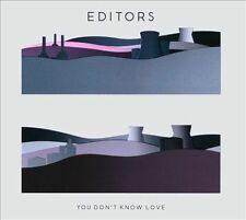 You Don't Know Love [Single] [Digipak] by Editors (CD, 2009, PIAS)