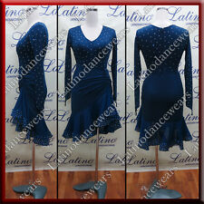 LATIN RHYTHM SALSA BALLROOM COMPETITION DANCE DRESS (LT1100)