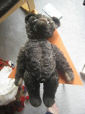 "1920s Antique Vintage 20"" Jointed Mohair Teddy Bear early Knickerbocker"