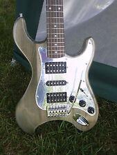 Guitar Custom New Style HSH / Whammy / Locking Tuners Metal Green / Chrome Pick