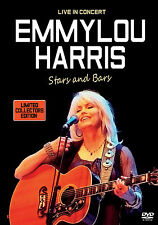 EMMYLOU HARRIS w GUESTS New Sealed 2017 UNRELEASED LIVE CONCERT DVD