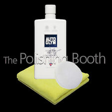 Autoglym Ultra Deep Shine 500ml with Microfibre and Microfibre Applicator