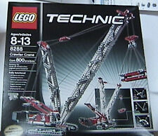 NEW Lego Technic 8288 Crawler Crane New SEALED