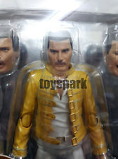 BANDAI S.H.Figuarts FREDDIE MERCURY Queen Live at Wembley Stadium action figure