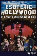 2-DAY SHIPPING | Esoteric Hollywood:: Sex, Cults and Symbols in Film, PAPERBACK