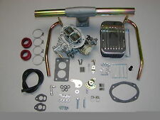 VW Bug Super Beetle DuneBuggy Weber Carburetor Kit w/Genuine Weber Dual Port