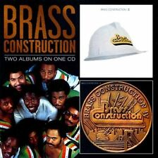 Brass Construction - 111 & IV - New Factory Sealed Cd