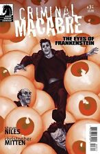 Criminal Macabre The Eyes Of Frankenstein #3 (NM) `13 Niles/ Mitten