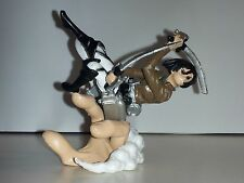 "SHINGEKI NO KYOJIN ""MIKASA ACKERMAN"" CAPSULE Q FIGURE ATTACK ON TITAN"