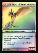 1x Akroma, Angel of Wrath - Foil MTG Duel Decks: Divine vs Demonic NM -ChannelFi
