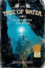 The Tree of Water (The Lost Journals of Ven Polypheme)-ExLibrary