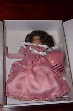 "Tonner Tiny Betsy McCall Doll 8"" PRINCESS BETSY Pink Gown Brunette NRFB"