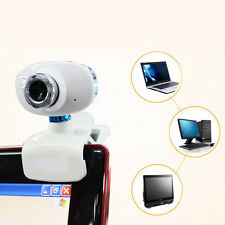 USB 2.0 HD 12M Webcam Camera with Microphone for Computer PC Laptop Desktop