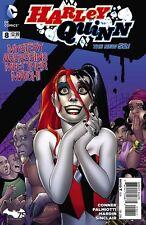 HARLEY QUINN #8 1ST PRINT DC NEW 52 AMANDA CONNER JIMMY PALMIOTTI JOKER'S GIRL
