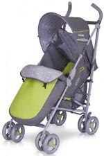 Buggy Kinderwagen Spazierwagen Baby Jogger MILO Kinder Shopper Sitz LIME