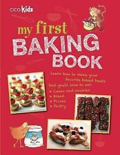 My First Baking Book: 35 Easy and Fun Recipes for Children Aged 7 Years + by Su