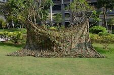 Military Camo Netting Lightweight Mesh Hunting Camouflage Under Cover Surplus