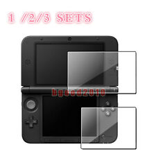Transparent Protecteur Ecran LCD Film Screen Pour MANETTE NINTENDO 3DS XL LL #F
