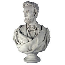 """34"""" Abraham Lincoln USA President Sculpture Bust Museum Replica Reproduction"""
