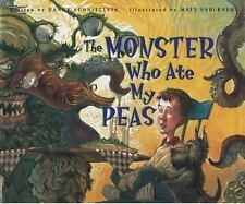 The Monster Who Ate My Peas by Danny Schnitzlein (2010, Paperback)