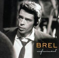 Infiniment by Jacques Brel  2 CD set Like New Free Shipping