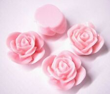 4pc 20mm Resin Flower Cabochon-5318