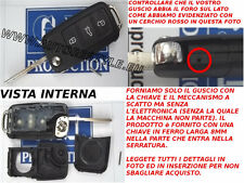 Chiave COVER GUSCIO PER TELECOMANDO 3 TASTI VW POLO PASSAT GOLF 6 PLUS TOURAN