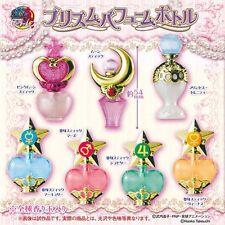 Gashapon Sailor Moon Prism perfumed bottles Figure set (of 7)