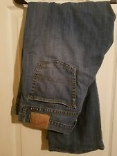 Lot x4 Mens BLUE JEANS Guess Lucky Union Supply Polo Linen Fit-40 x 32