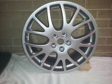 "MASERATI ""TROFEO"" ALLOY WHEEL FRONT 19"" FACTORY/OEM-Suit Gransport/Coupe/Spyder"