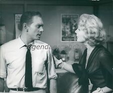 1958 Sound and the Fury Original Press Photo Yul Brynner Ethel Waters