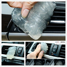 Cleaner Glue/Gel/Gum Air Conditioning Vent Panels Dust Remove Plastic For Adui