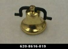 NEW Replacement Die Cast Brass Bell for Lionel Polar Express Engine Locomotive